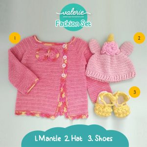 Valerie Crochet - Fashion Set