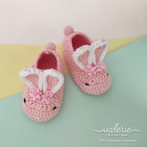 Seoatu Rajut Smoothie Bunny - Valerie Crochet