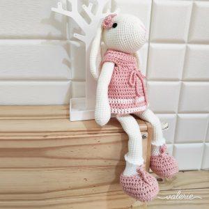 Boneka Rajut Andi - Valerie Crochet