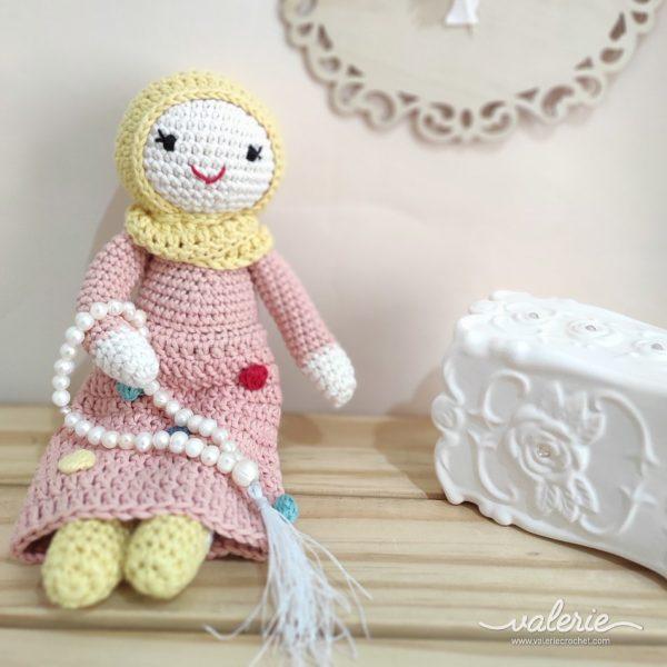 Boneka Rajut Sovie - Valerie Crochet