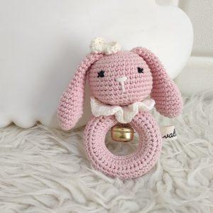 Rattle Rajut - Valerie Crochet